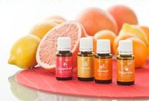 e s s e n t i a l  o i l s / Different essential oils, how to use them, what they treat..