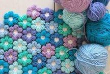 Crochet blanket mania