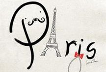 Paris Lovers / Paris inspired.