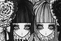 Gothic  Lolita  art
