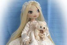 Handmade doll 1