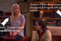 The Big Bang Theory / It all started with a big bang.