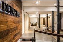 Showroom en Madrid / Showroom situado en Madrid capital donde exponemos todos nuestros modelos de pavimentos de madera.