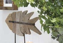 Art-VisTen ideer i træ / gør det selv i træ til hus og hjem