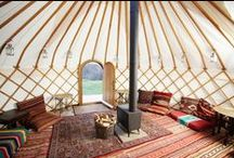 Yurt/Glamping/Geodesic dome