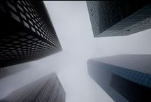 Fog–Architecture Mood Board