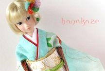 Momoko doll ♡♥︎Kimono