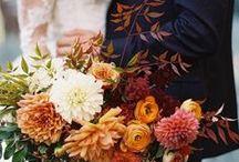 AUTUMN / Inspiration for a autumnal wedding...