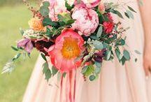 SUMMER / Inspiration for a summer wedding...