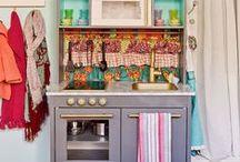 Kaufmannsladen / Kinderküche - Play shop / play kitchen