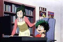 Boku no Hero Academia / My Hero Academy