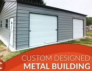 Our Facebook Pins / Here you will get the Information related to Metal Carports, Metal Garages, Metal Barns, Metal RV Covers and Metal Farm Buildings products posted on Carport Central Facebook page https://www.facebook.com/CarportCentral/