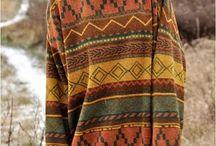 Autumn sweatshirts