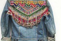 Cowboy  jackets.