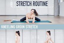 stretch & yoga