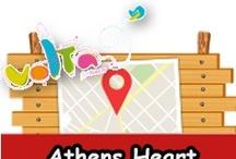 Volta Fun Town @ Athens Heart / Τα Volta Fun Town σας υποδέχονται στον ανανεωμένο χώρο τους στο εμπορικό κέντρο Athens Heart, τον μεγαλύτερο και πληρέστερο χώρο παιδικής διασκέδασης και ψυχαγωγίας στην καρδιά της Αθήνας. Παιδότοπος | Τραμπολίνο 8 θέσεων | Roller Skate | Kids Cinema Room – χώρος προβολής & παραστάσεων | Gamers Room | Baby Kart «Πάμε βόλτα σε όλο τον κόσμο» | Παιδικό Τρενάκι | Baby Parking