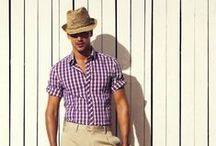 Men's Spring/Summer Hat Styling / How do I wear this hat? Where do I wear this hat? What do I wear this hat with? Check out below for some easy to wear outfits featuring fedora's, top hats, westerns, caps and many more styles!
