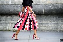 Streetstyle inspirations / Best streetstyle moments from all over the world