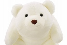 Cute Teddy Bears / A cute collection of PlushHub's favorite bears!