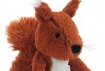 Stuffed Squirrel Toys