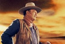 ~JOHN WAYNE~ / Anything I can find about in my opinion the best actor ever. I love everything he did, and like finding personal stories and happenings pertaining and about him, I miss him still. / by Sherry Lipscomb