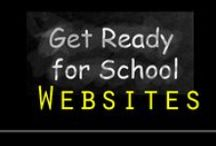 Back To School Websites / Get Ready For School