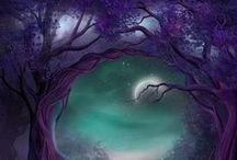 ~Moon★struck~ / by Sherry Lipscomb