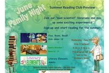 Family Fun / Programs and events for the whole family