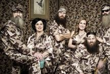 Duck Dynasty / Faith, Family, Ducks, and Facial hair All things DUCK DYNASTY / by Sam Brown