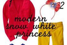 Modern Disney Outfits / Modern Disney