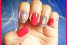 Nail Art By Me!!! =)