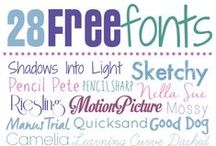 Awesome Fonts / Mostly free fonts for all occasions
