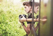 Camera Club  / People & Their Camera's  / by Alex Reynolds