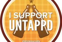 Untappd / The Rare Beer Club™ badges we have unlocked from Untappd! www.untappd.com/user/Rarebeerclub #untappd #beer