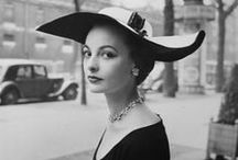 Hat Fashion of the 1950s