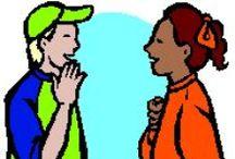 American Sign Language  (ASL) / resources on ASL - American Sign Language / by NTC Library