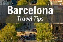 Travel | Barcelona, España