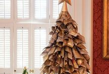 Christmas Trees / Christmas trees from the oldest to the most recent. / by Tonya Cody