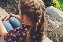 Hair | Braids and Updos
