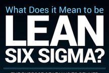 Six Sigma / by NTC Library