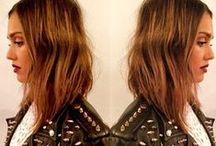 Hair goals / long hair- don't care