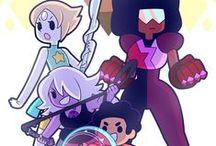 Steven Universe / Cartoon: Steven Universe (Cartoon Network)