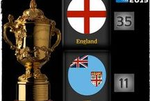 Rugby World Cup.