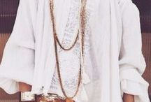 Me encanta toda la ropa hippie chic