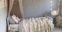 Interior Design | Girls bedroom ideas