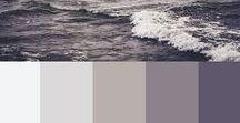 Mood | Colour palettes