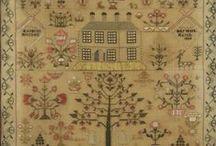 Samplers & Stitcheries / by Hamilton House