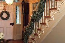 Christmas Stairways / by Hamilton House