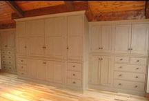 Paneling/Molding Ideas / by Hamilton House
