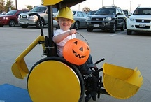 Cool Halloween costume ideas for kids with special needs / by Woodbine House ®